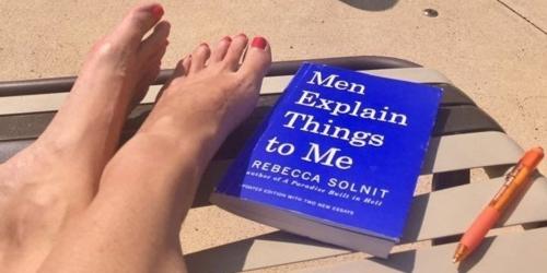 'Men Explain Things To Me'