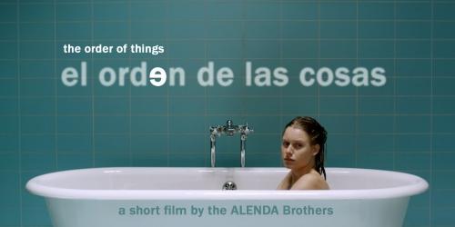 """EL ORDEN DE LAS COSAS """"The Order of Things"""""""