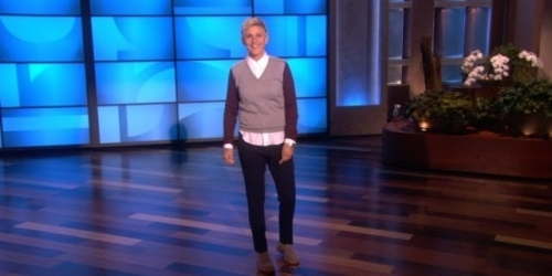 Ellen DeGeneres Vs. Bic Pens for Women