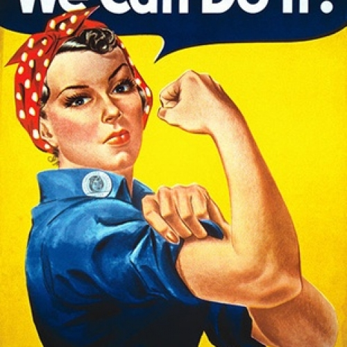 8 march... We Can do it !