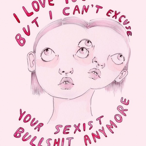 Love you but...